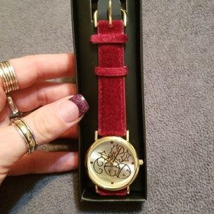 2/$20 Avon Christmas Watch